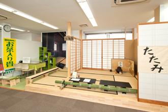J-arc建築設計室&(株)松永畳店JVブースイメージ画像