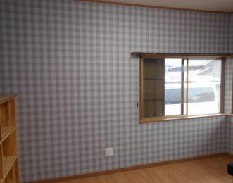 クロス・床を張り替えたので明るいお部屋になりました!