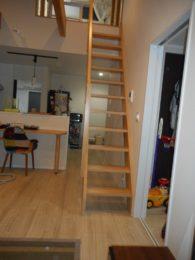 ロフト階段を付けました!after