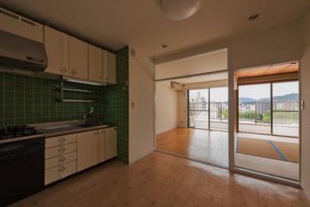 築36年のマンションを新築さながらにリノベーションbefore