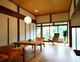 庭の緑を活かす日本建築の良さを軸に、素敵なリフォームができました