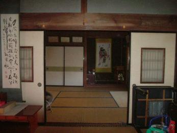 お気に入りの家具を活かした 築7 0年古民家リフォームbefore