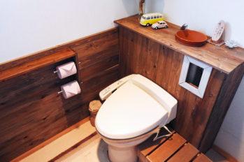 トイレはやっぱり・・・。イメージ画像