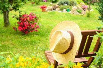 お庭もリフォームをイメージ画像