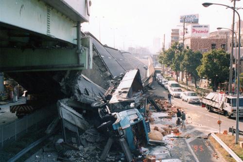 震災の教訓 通電火災イメージ画像