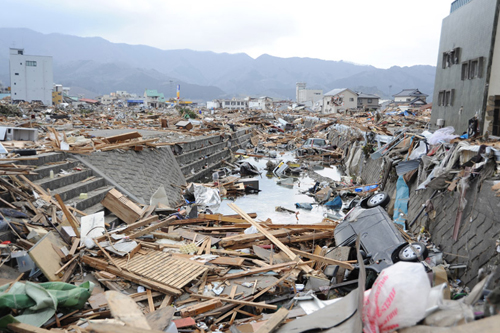 東日本大震災から学んだことイメージ画像